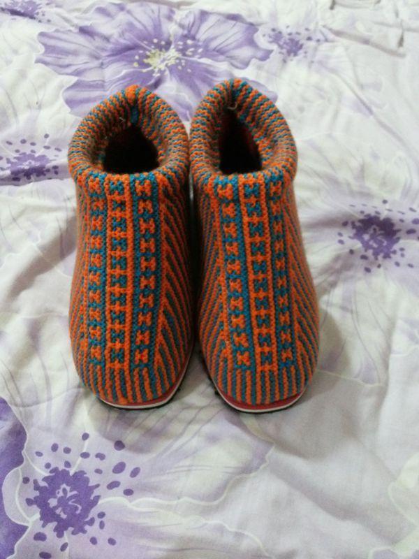 织鞋子花样图片1000图纸图片分享