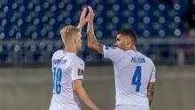 【集锦】终获首胜!冰岛4-1客场大胜列支敦士登