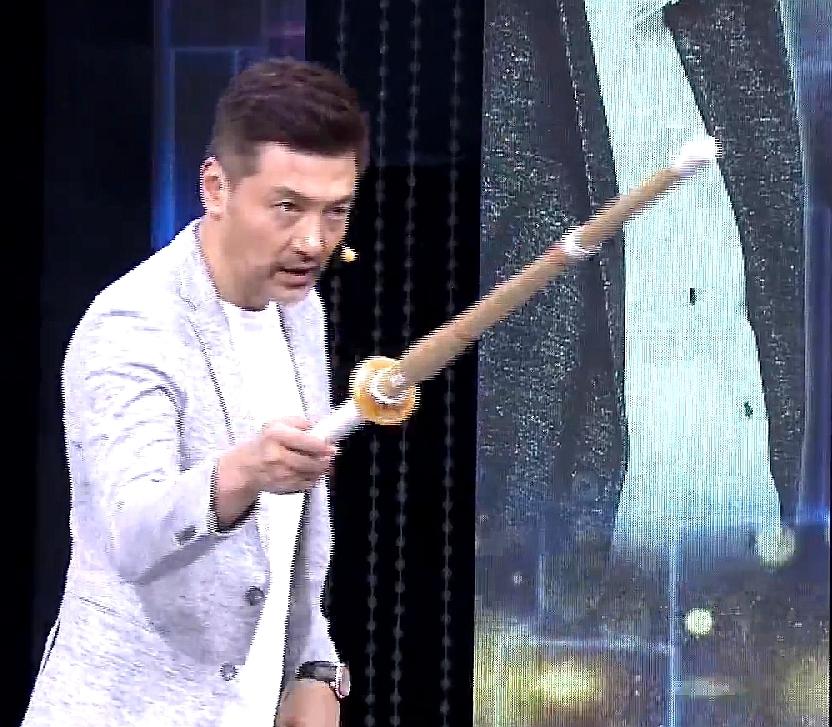 """二""""王""""比剑"""