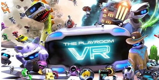 《The Playroom VR》即将上市