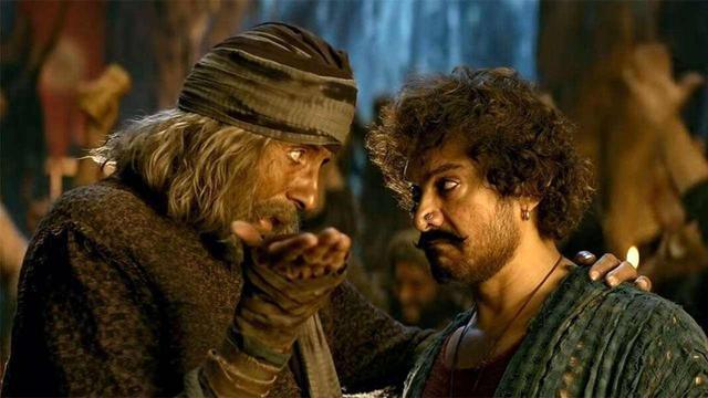 角色大变,《印度暴徒》首映票冠,阿米尔汗印式