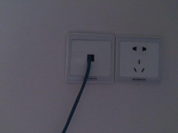 光纤入户装修网线布置