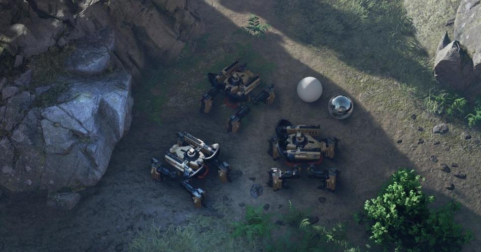 《Project A1》公布新预告,人物机甲风,游戏支持昼夜交替