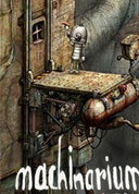 《机械迷城》(Machinarium)是由捷克独立开发小组Amanita Design设计制作的一款AVG冒险游戏。游戏在2009年独立游戏节上获得了视觉艺术奖。游戏将采用传统点击式界面,和Samorost游戏相似,2D背景和人物,没有对白。Machinarium游戏时间将更长更复杂,游戏画面全部由手画。