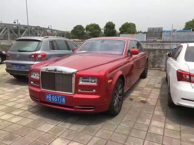 CJ 2016直播:王校长开豪车登场