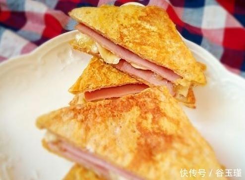 <b>教你做道减脂的早餐,2片吐司1个鸡蛋,几块钱轻松解决不用节食</b>