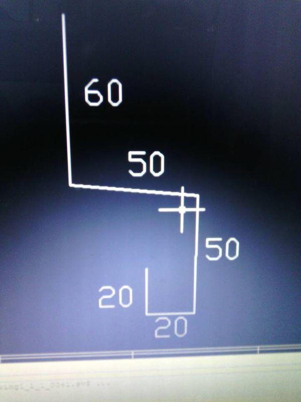 CAD画好两条相交线,自己标图标标_360问cad度数电表怎么画图片