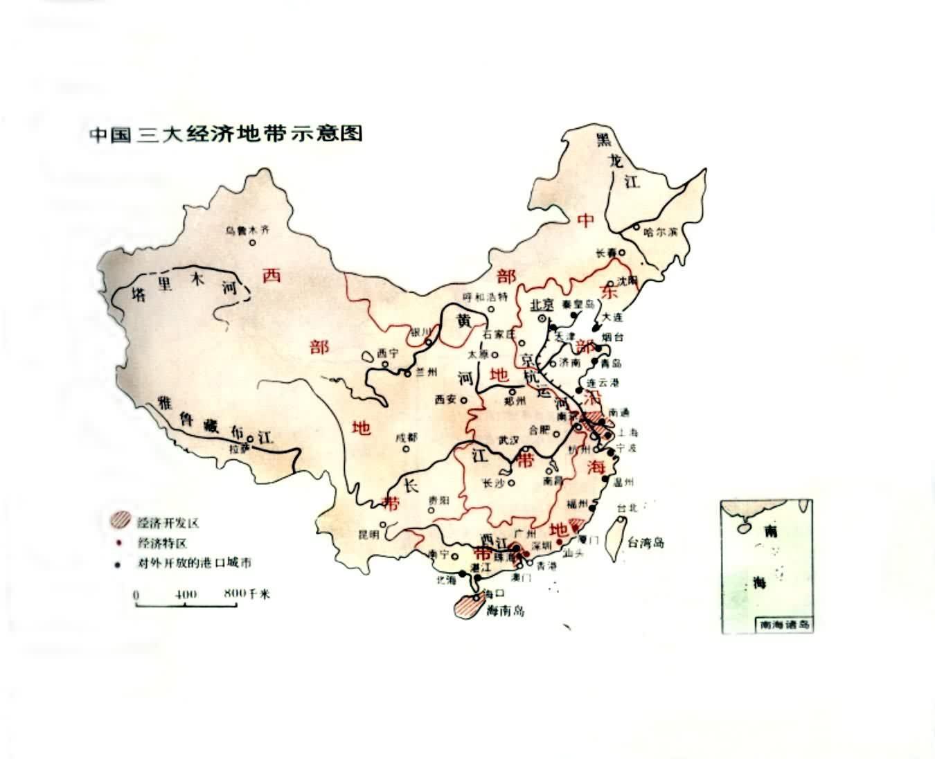 中国二元经济结构