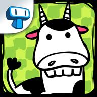 疯狂奶牛进化