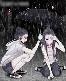 跪求两个动漫少女的图