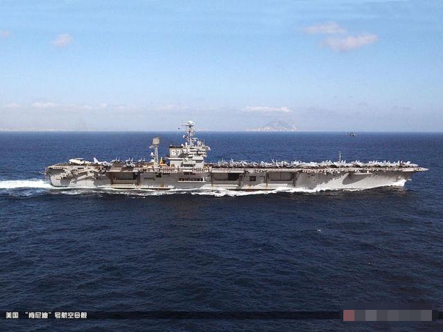 美专家称:百亿航母又如何,他不还是敌不过中国导弹?
