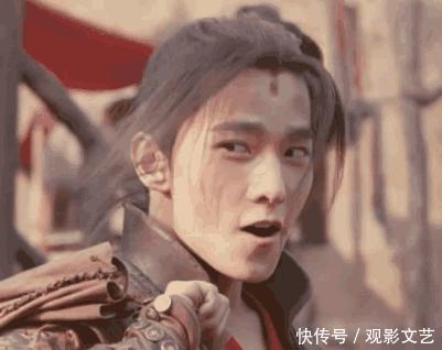 杨洋《武动表情》开播1成表情,乾坤力挺杨洋搞笑导演二哈头像包图片