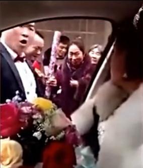 【转】北京时间      新娘下车礼要3000 新郎当众人面翻脸 - 妙康居士 - 妙康居士~晴樵雪读的博客
