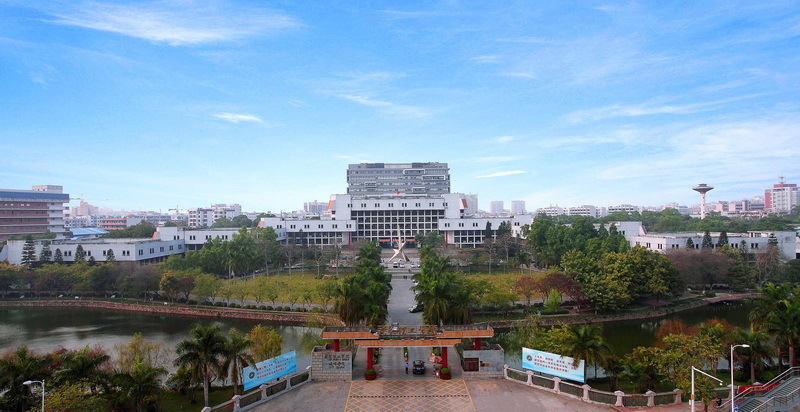 东莞理工学院(全省)校园风光3