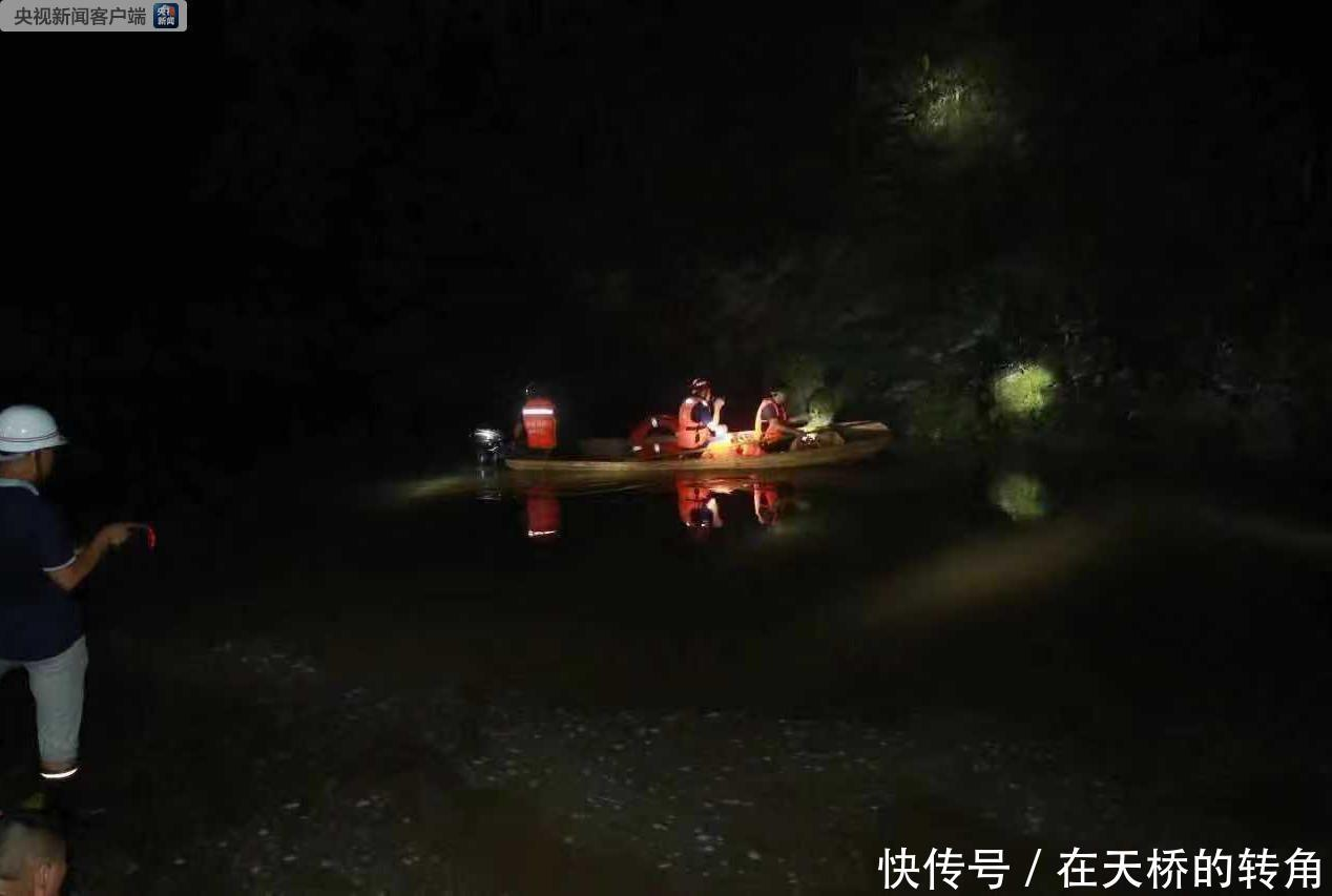 湖北恩施突发山洪致7人遇难失联人员共51人获救