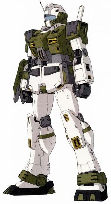 RGM-79F陆战型吉姆