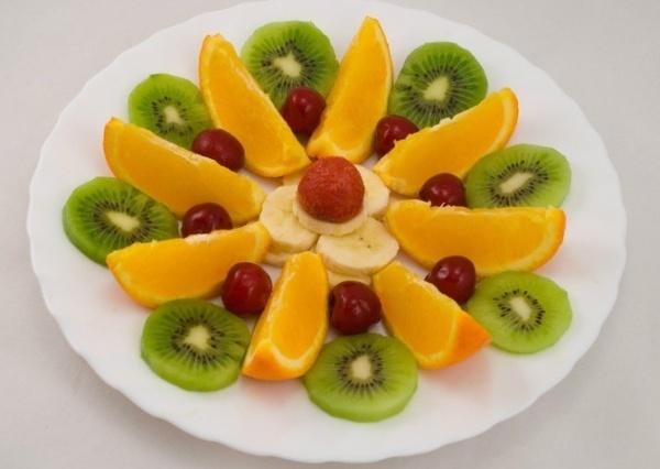 水果拼盘图片及做法