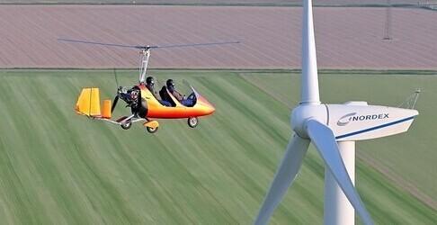飞行电风扇接线图解