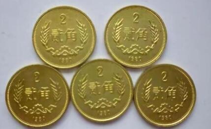 2角硬币你见过吗 单个价值上千