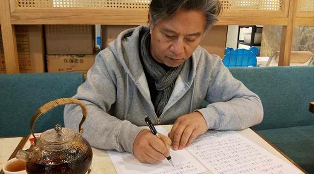 《盲·道》口碑上座逆袭李杨向影迷写信道歉