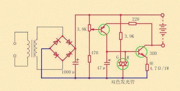 12v电瓶充电器电路图_360问答