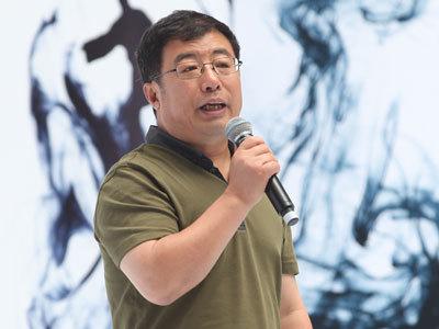 奇虎360公司总裁齐向东致辞