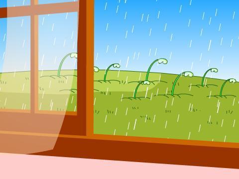 歌词是春天,小雨沙沙沙沙的四季歌歌谱春天小雨沙沙沙沙,小草发芽了.