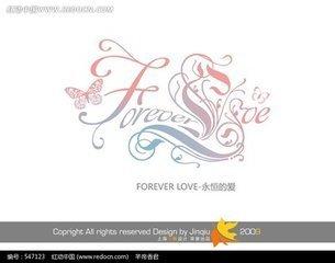 love的艺术字写法图片