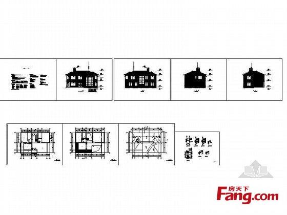 农村小别墅 楼梯设计 最新 农村 别墅图片大全