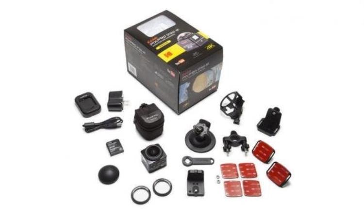 柯达PIXPRO SP360评测 价格中肯的VR全景相机