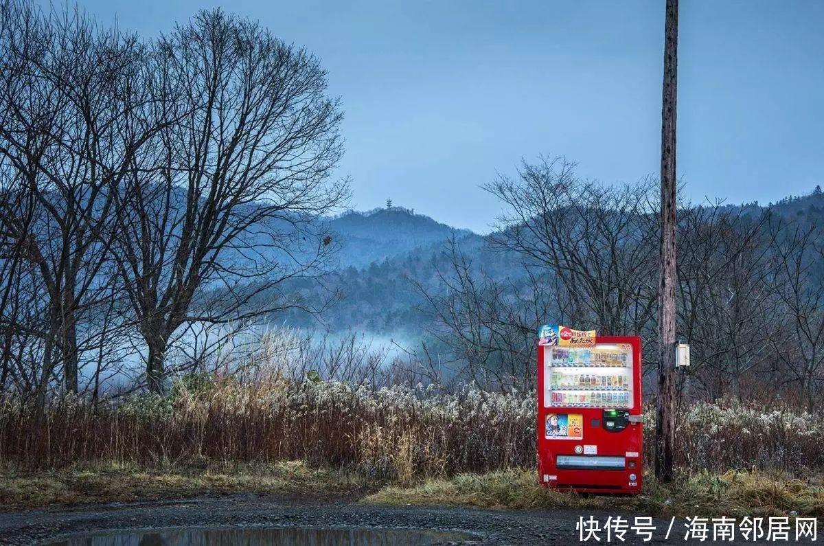 日本自动贩卖机被称为现代紧身的路边烽硅胶a紧身情趣内衣都市图片