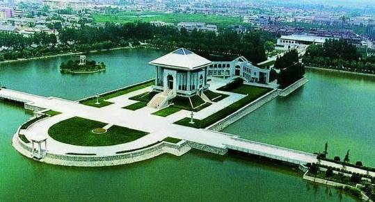 淮安楚州风景图片