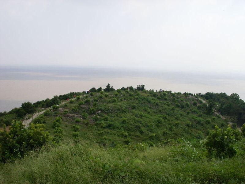 (图)洋沙山风景区