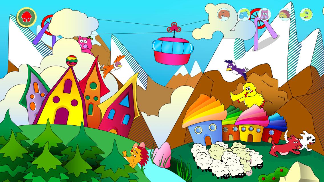 Multipets 捉迷藏Multipets现正展开世界各地的奇妙之旅!你想身处其中吗?穿越森林和高山,沙漠与海洋,加入Multipets这个奇妙的全新冒险中。看看他们是躲了起来,还是无处不在!内有9个不同的游戏,在每个游戏中寻找5个不同的小动物Multipets捉迷藏是一个关于观察和探索的游戏,同时挑战小朋友的技能。