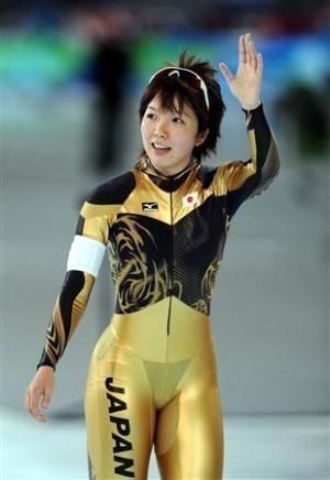 来自北海道的少女运动员高木美帆此前便引起世界