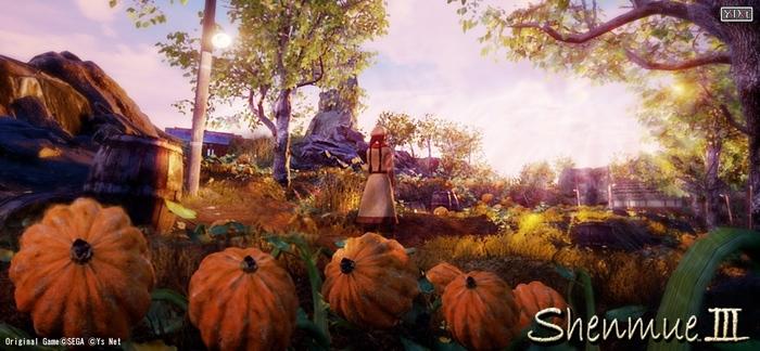 《莎木3》公布最新进度 游戏完成度极高