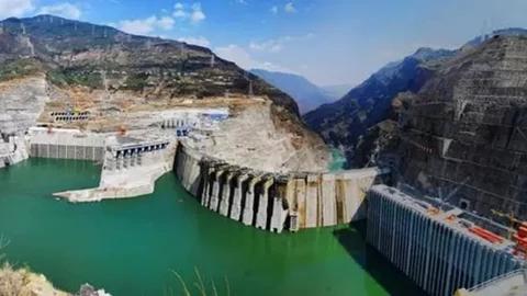 正式投产发电,90秒了解白鹤滩水电站百万千瓦水轮发电