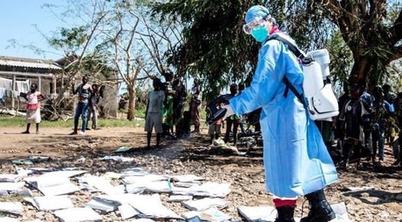 中国救援队在莫桑比克展开医疗救助行动