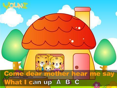 abc英文字母歌