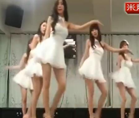 哪个韩国歌曲的舞蹈好看啊?