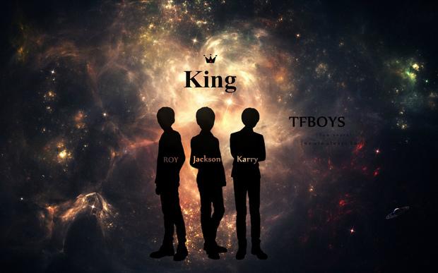 tfboys三人同行的照片