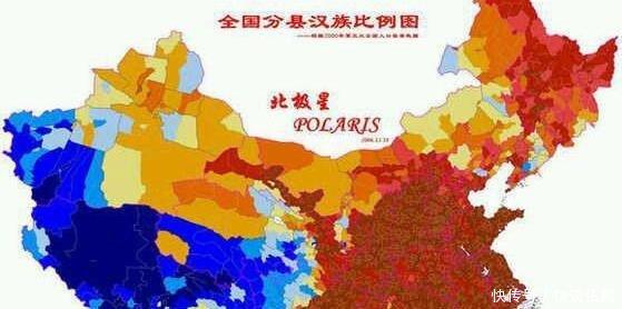 全国哪个省汉族人口比例最高说出来你可能不信