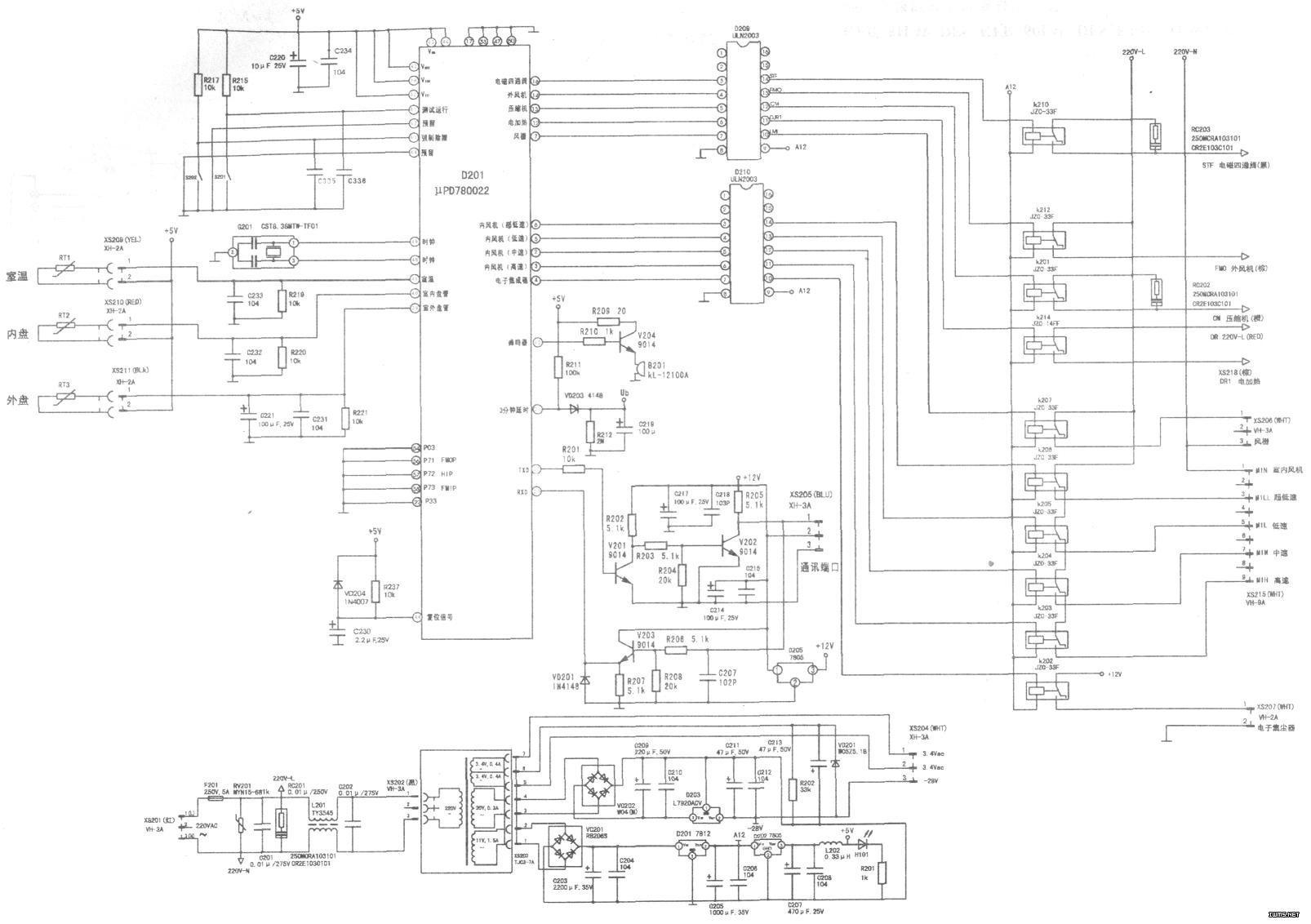 电路 电路图 电子 原理图 1606_1132