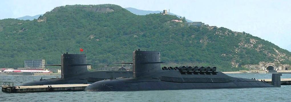 全球六大战略级核潜艇 - 挥斥方遒 - 挥斥方遒的博客