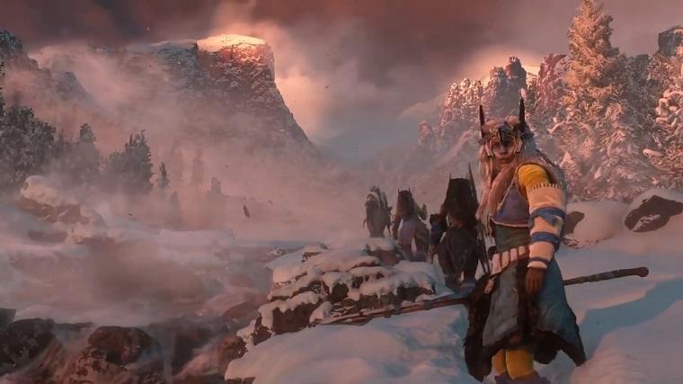 《地平线:零点黎明》游戏画面