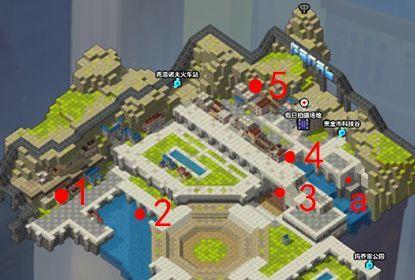 冒险岛2假日影城有多少黄金宝箱 假日影城挖宝攻略