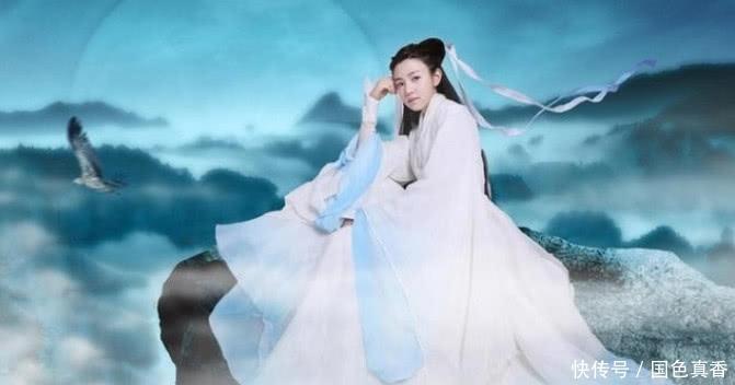 <b>评选最美小龙女算上她,李若彤和刘亦菲两女神,只能排在第二第三</b>