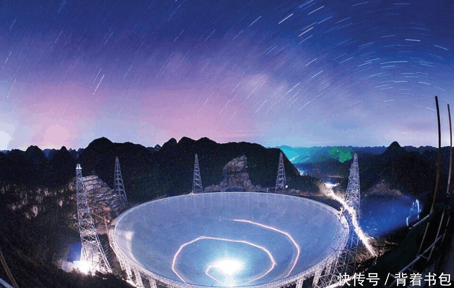 中国天眼接收到了外星信号霍金警告中国不要做