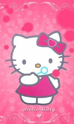 凯蒂猫生活壁纸_360手机助手