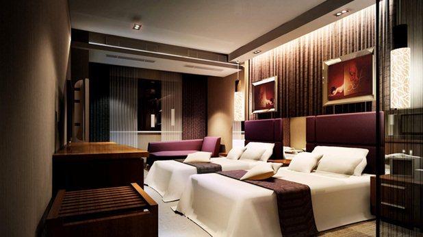 洋房类:室内设计